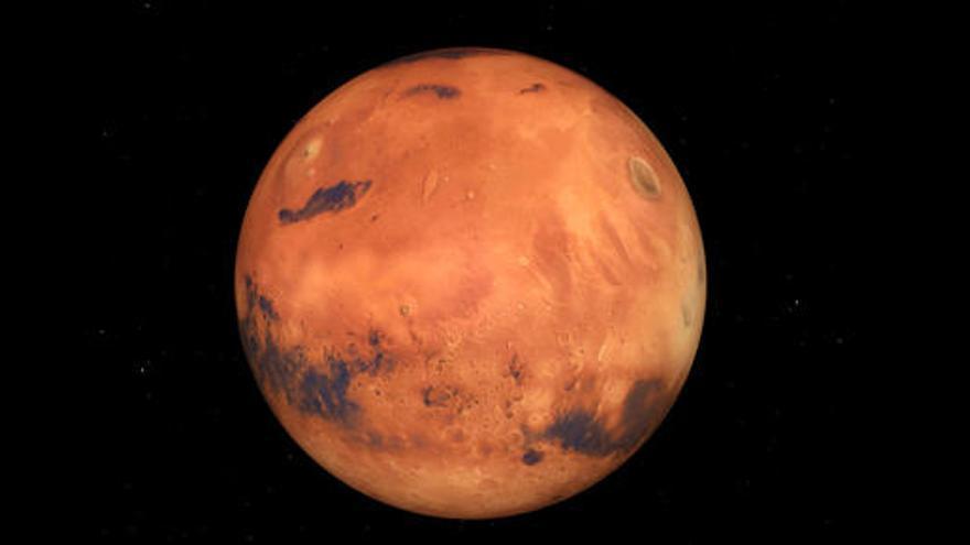 Este es el tiempo que sobrevivirías en Marte según los científicos