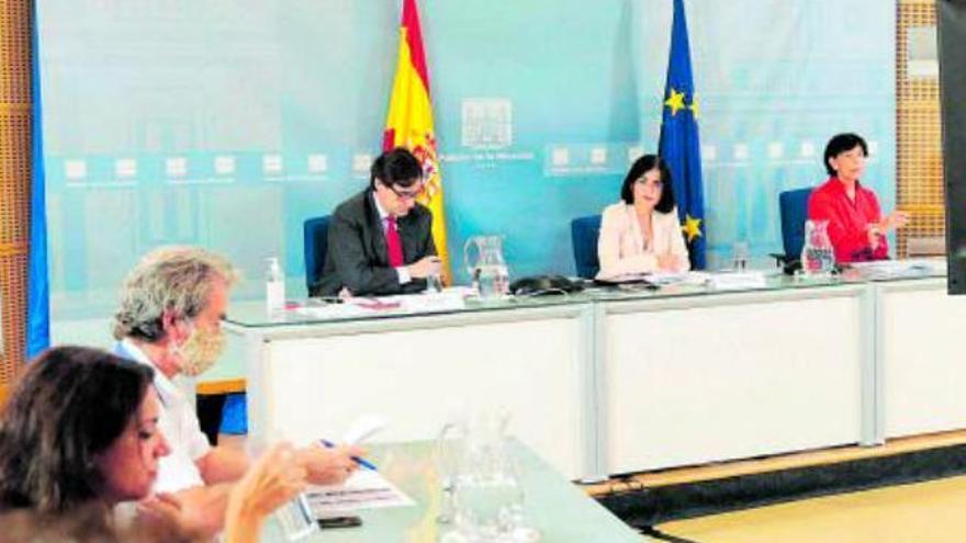 Canarias usará aulas modulares en los centros que no reúnan condiciones