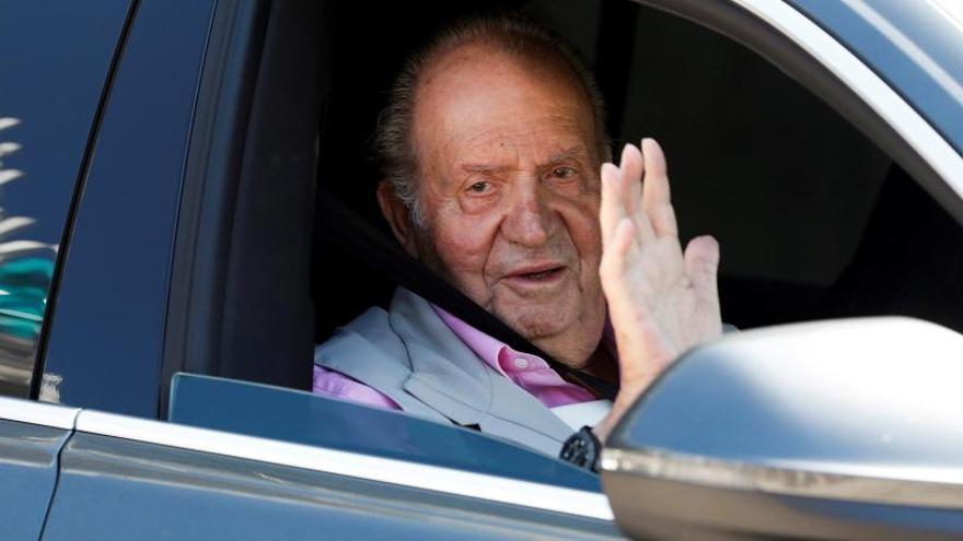 """Técnicos de Hacienda ven """"indicios razonables"""" de fraude fiscal por parte de Juan Carlos I"""