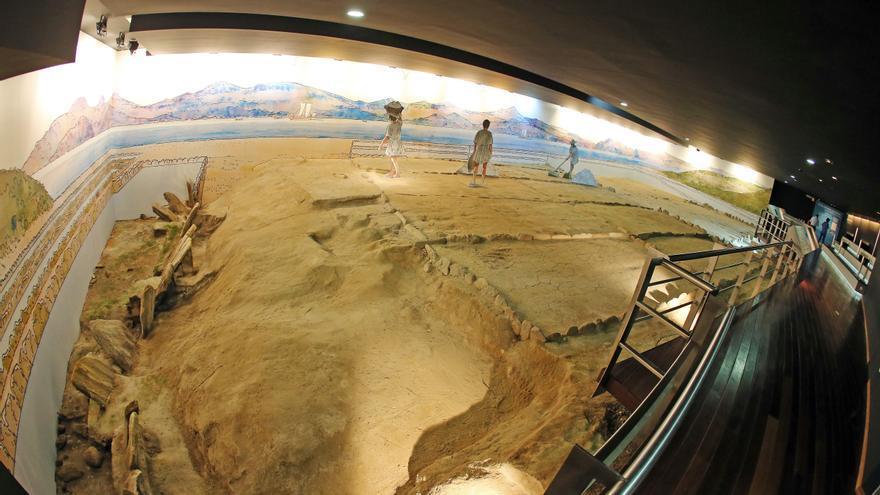 Salinae: salinas romanas de Vigo