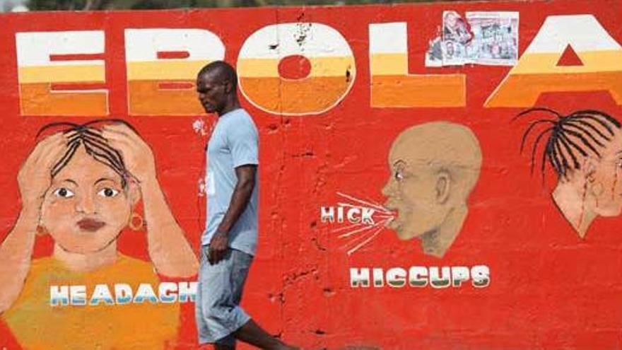 Detectan ébola en Guinea, foco de la gran epidemia de 2014-2016