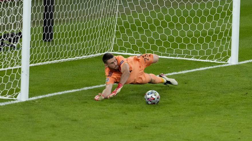 Así fue la decisiva tanda de penaltis que dejó a España sin la final