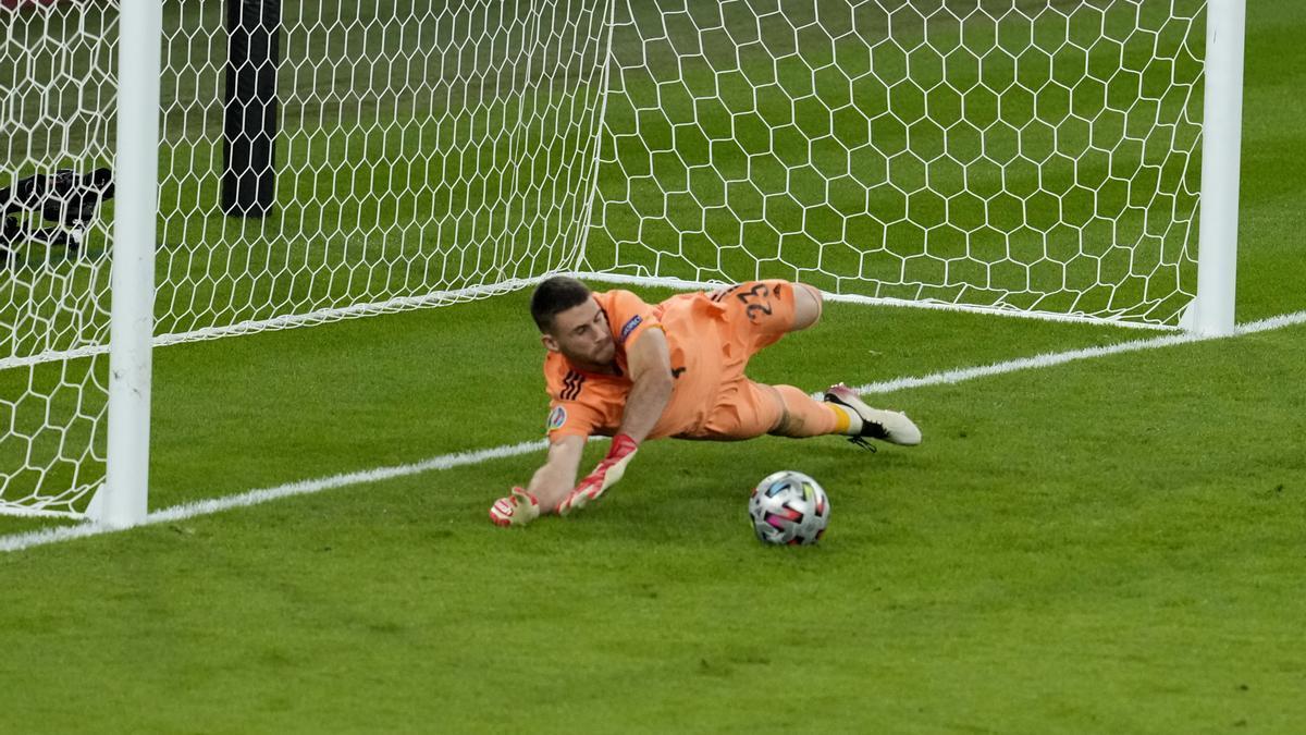 Euro 2020 - Semi Final - Italy v Spain