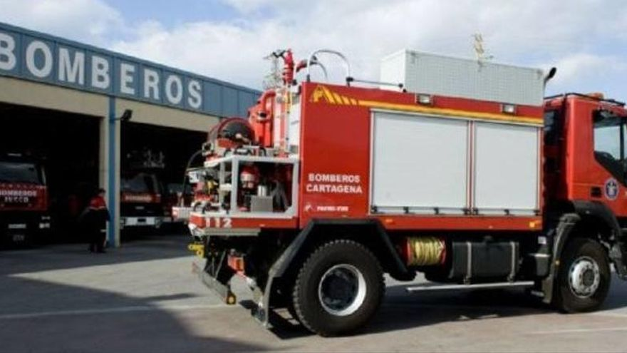 Muere aplastado por una hormigonera en una empresa de Cartagena