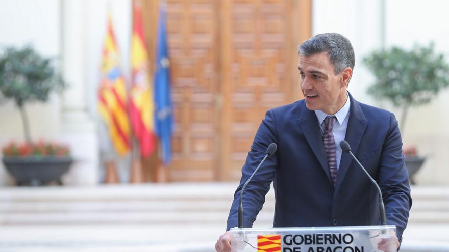 Sánchez resarce a Aragón con los Juegos de Invierno tras la mesa de diálogo con Cataluña
