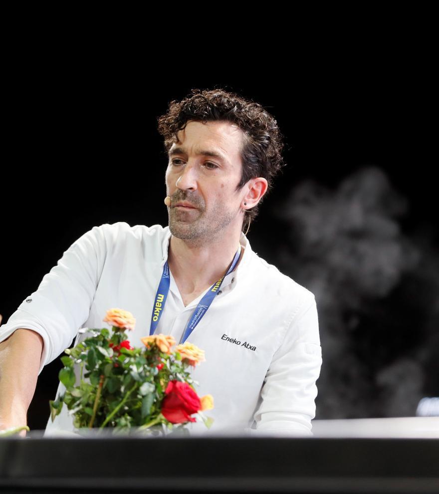 El restaurante Azurmendi gana el Premio a la Sostenibilidad en Madrid Fusión