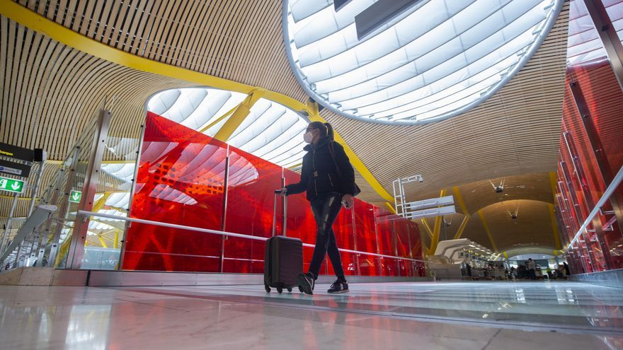 España prorroga hasta el 30 de abril la restricción de viajes no imprescindibles desde países Schengen y terceros a la UE