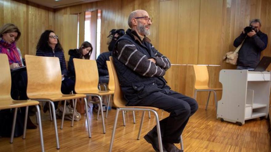 """El fraile de Lugo acusado de abusos sexuales dice que perdió """"el norte"""""""