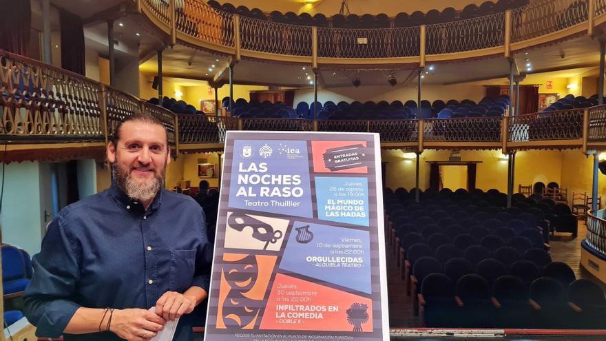 El Teatro Thuillier de Caravaca retoma su actividad