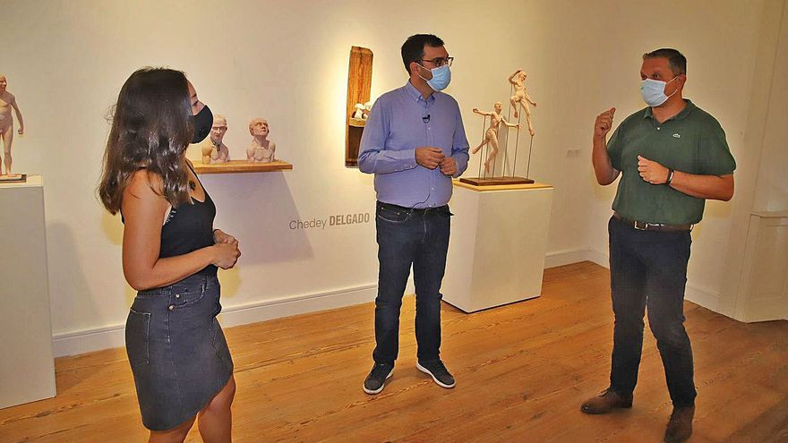 14 artistas exponen 'Categórico Retrato'