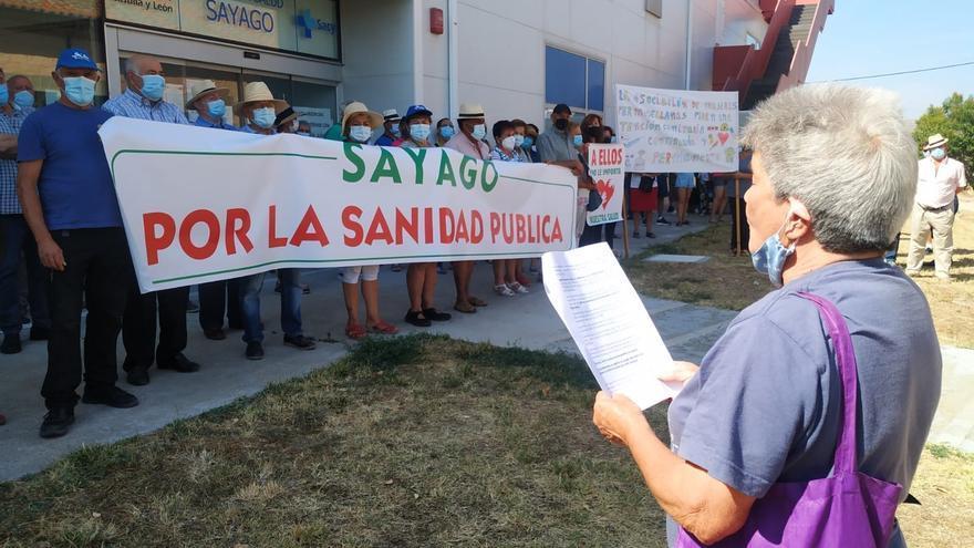 """Bermillo de Sayago sigue en pie de guerra por """"una sanidad pública digna"""""""