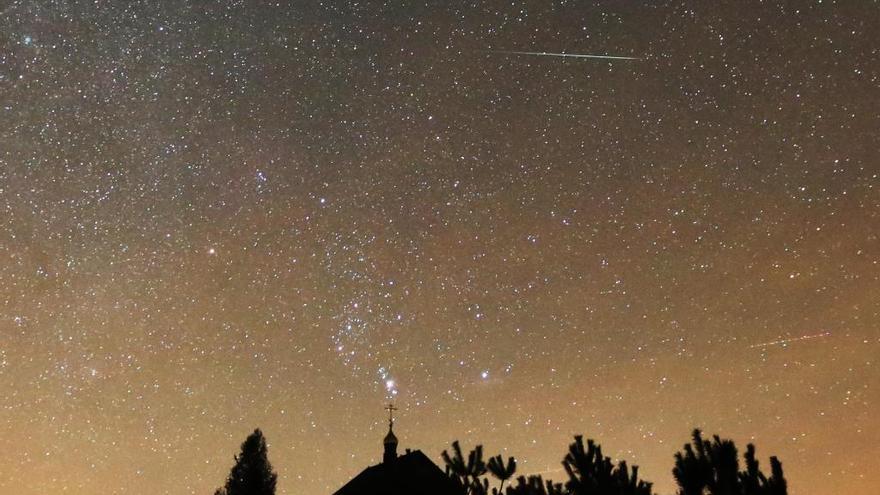 La lluvia de estrellas más importante del año se verá mejor en la C. Valenciana