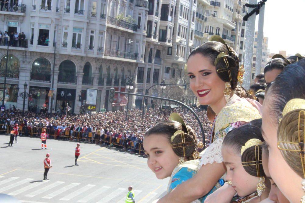 Raquel Ganau y María Cavero