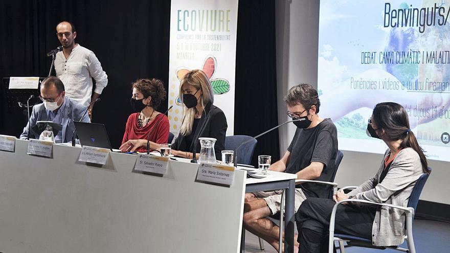 L'Ecoviure porta avui i demà a Manresa 30 activitats i 70 expositors ecològics