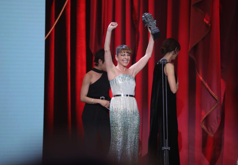 Goya 2019  a la mejor actriz revelación .Eva ...