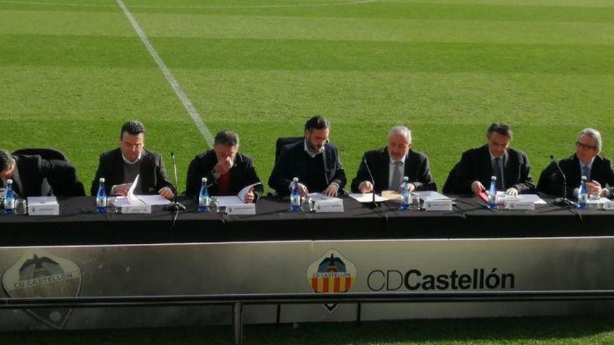 El CD Castellón mantiene una deuda de 275.000 euros con Hacienda
