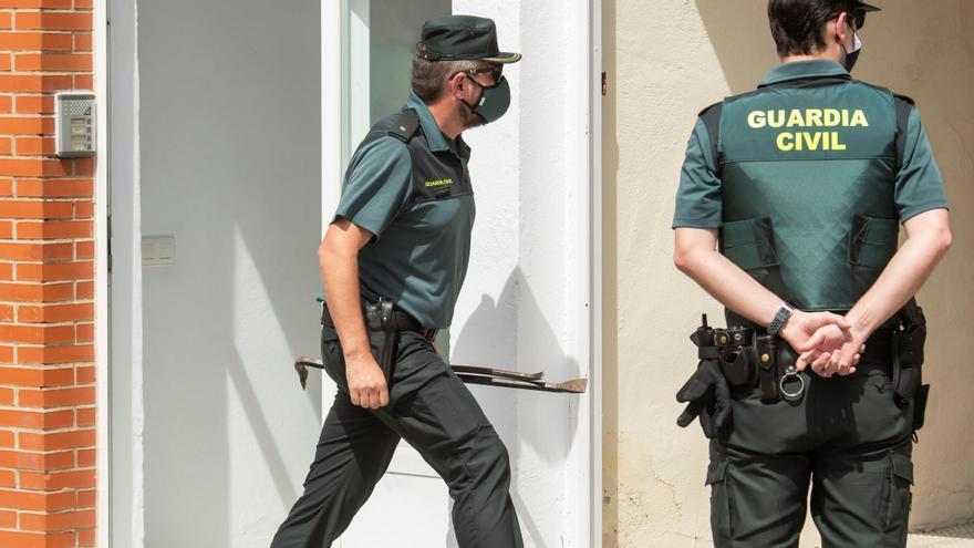 Prisión sin fianza para el autor confeso de la muerte de Rocío Caíz