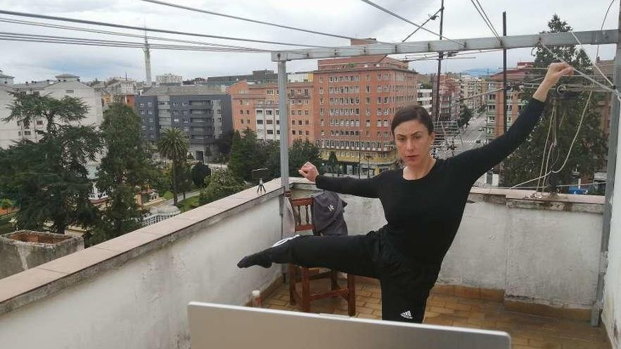 Danzar de Oviedo al mundo