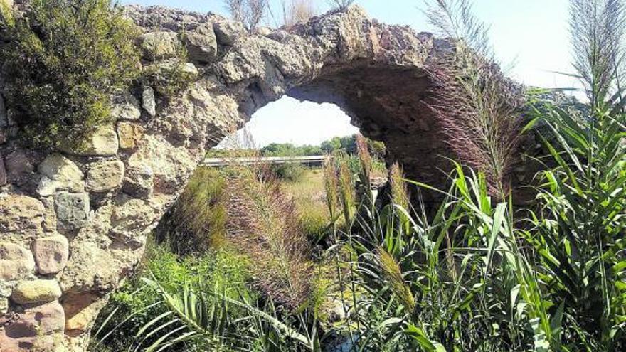 La Fiscalía reclama la protección del Pont de les Jovades de Torres Torres