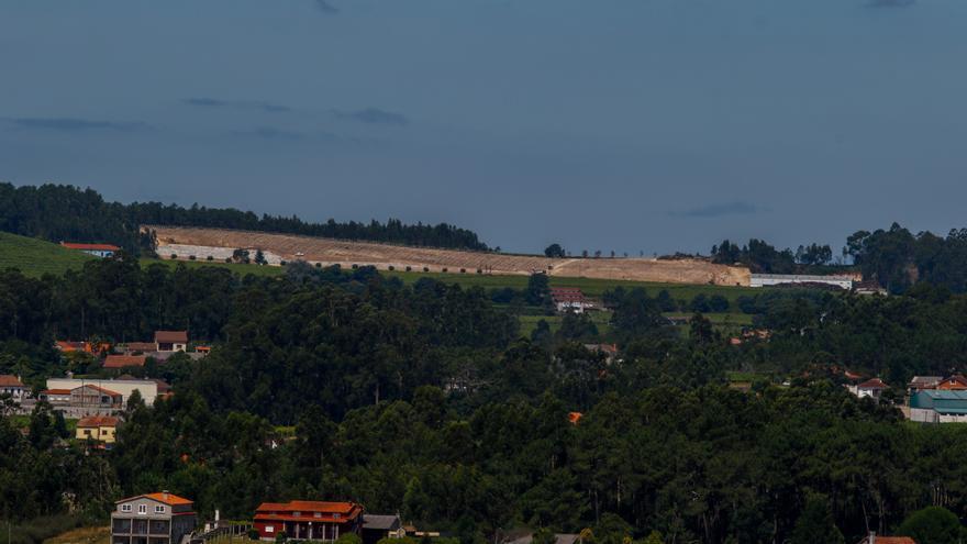 Granbazán se refuerza con cinco hectáreas más de viñedo