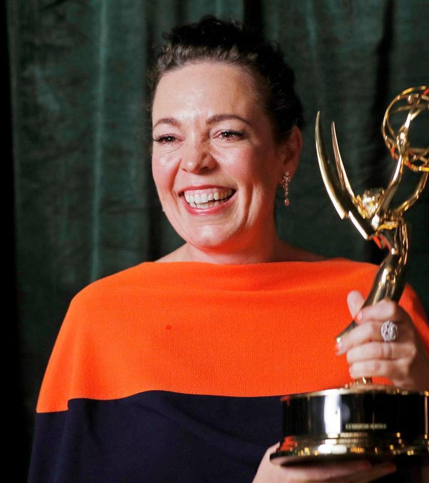 'The Crown' y 'Ted Lasso' triunfan en los Premios Emmy
