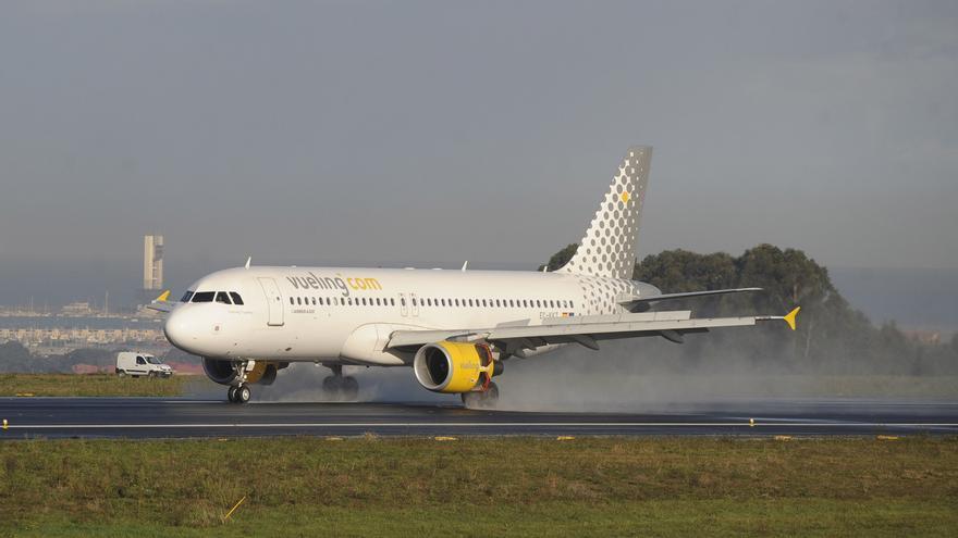 Vueling oferta 24 vuelos de A Coruña a París entre la Navidad de 2021 y marzo de 2022