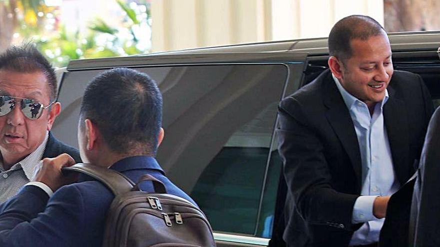 """Peter Lim:  """"Me despierto y soy dueño de un club de fútbol, pero no sé nada más"""""""