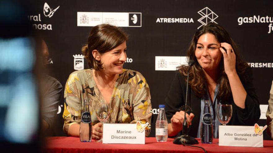La crítica andaluza otorga a 'Julie', de Alba González, su primer premio