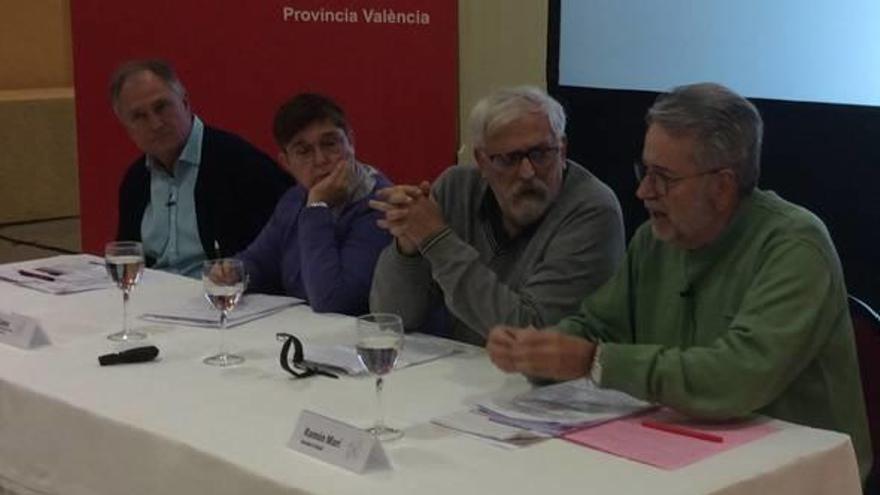 Marí (Albal): «No vamos a volver a permitir que València imponga tener la presidencia de todos los organismos»