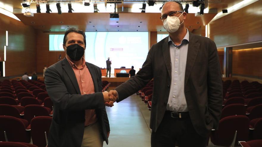 José Esteban Capilla será el nuevo rector de la Universitat Politècnica