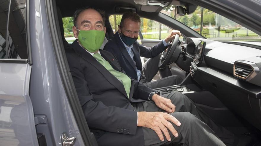 Seat, Volkswagen e Iberdrola se unen para el despliegue de infraestructura de carga