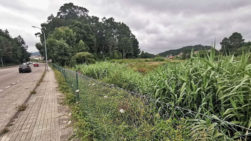 "Cangas habilita 300.000 euros para expropiar terrenos en A Rúa donde construir una ""instalación sanitaria"""