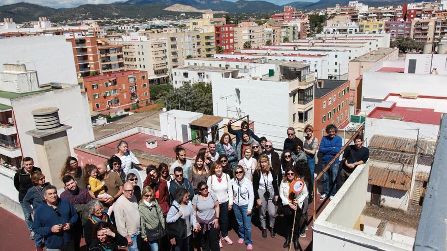 Los recorridos gratuitos de Jane's Walk regresan a Palma el 7 de mayo