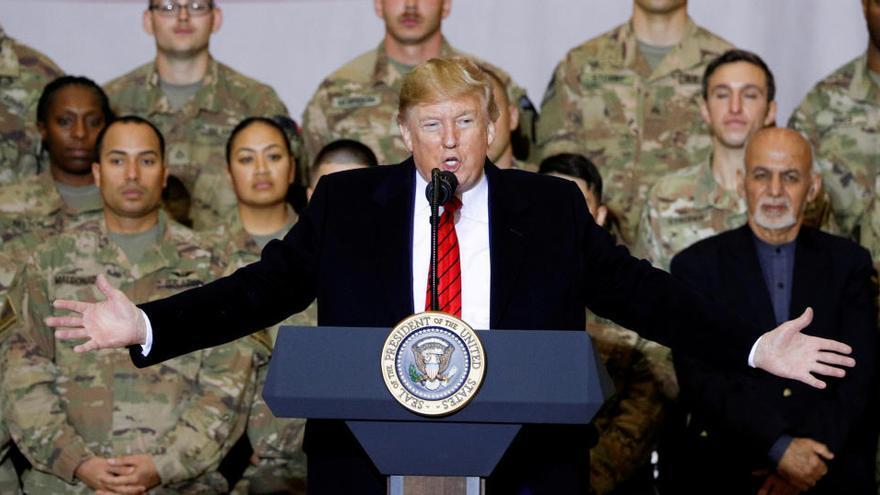 Trump vuelve a incluir a Cuba en la lista de países que promueven el terrorismo