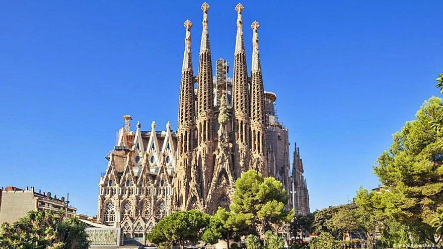 La Sagrada Familia: obra maestra