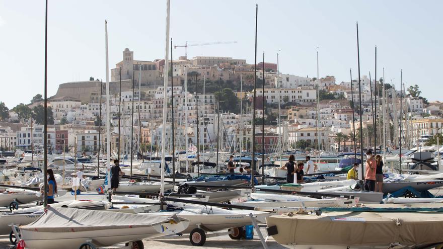 El Club Náutico Ibiza queda en manos de la APB de manera temporal