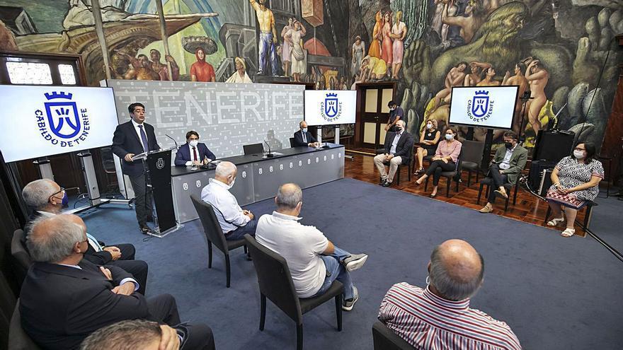 Pedro Martín espera del Consejo de Ministros que rectifique a AENA