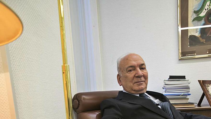 """Francisco Rodríguez: """"Es insoportable el coste de las autonomías en funcionarios"""""""