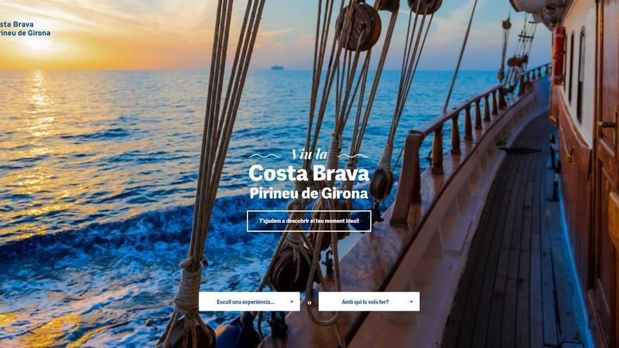 Neix el portal d'experiències «Moments Costa Brava Pirineu de Girona»