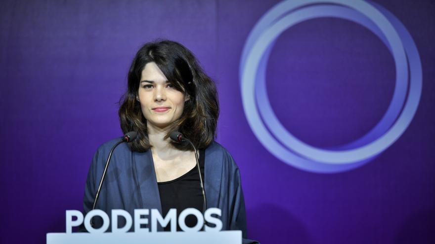 Unidas Podemos pide aprobar ya la ley de vivienda y no vincularla a elecciones