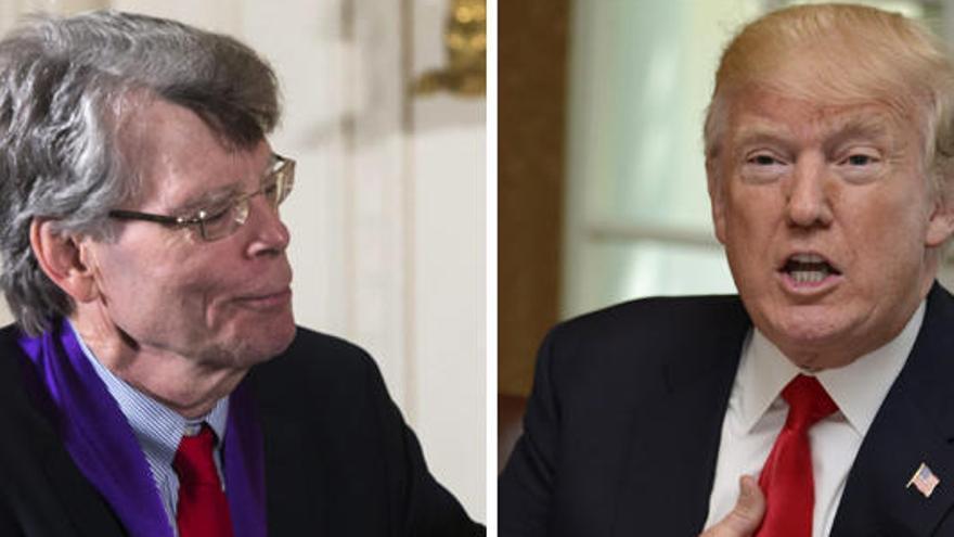 Donald Trump bloqueja Stephen King a Twitter