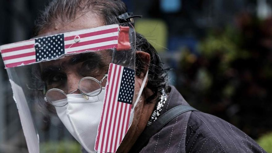 La pandemia de coronavirus los 950.000 muertos