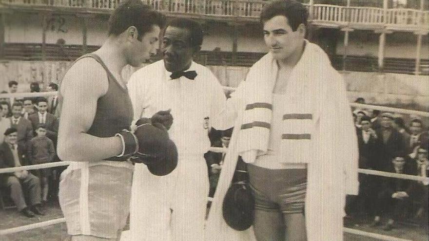 El boxeador Francisco San José, un embajador de Toro en el mundo