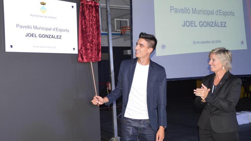 """Joel González: """"Tinc el Mundial al cap, però no m'he marcat cap data per tornar"""""""