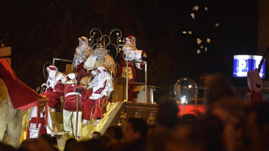 El Ayuntamiento sacará 1.000 pases más para la cabalgata estática de los Reyes Magos en Cartagena