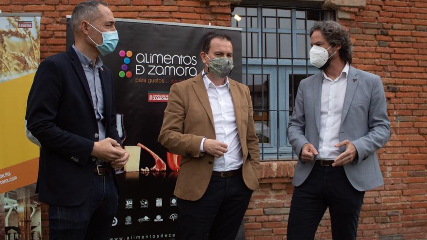 La marca Alimentos de Zamora recibe promoción internacional a través de la feria Intersicop