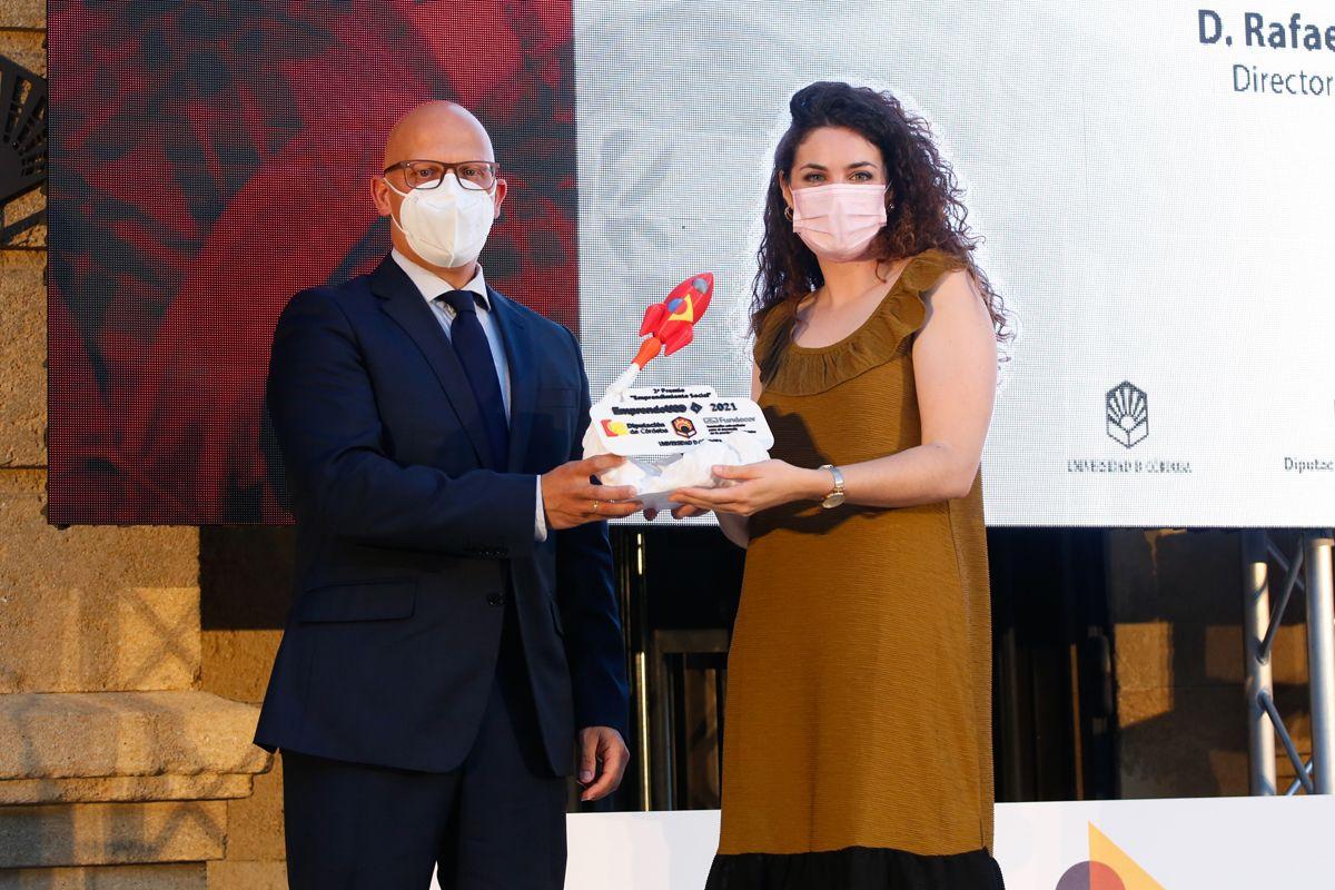 Entrega de premios EmprendeUCO 2021
