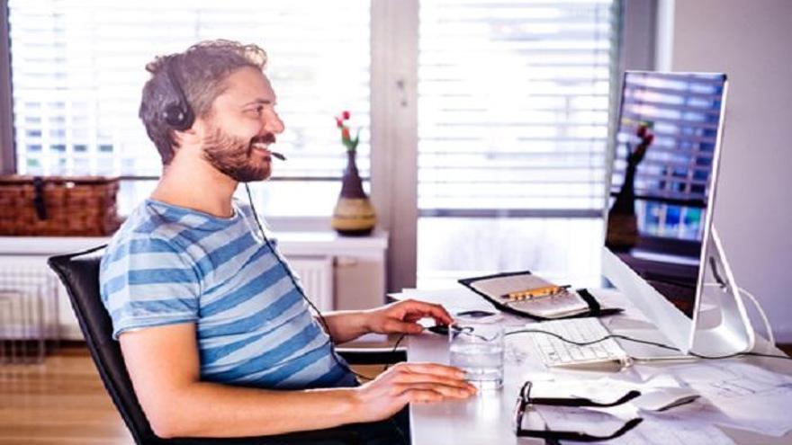 Teletrabajo: Consulta las ofertas de empleo con las que puedes trabajar desde casa