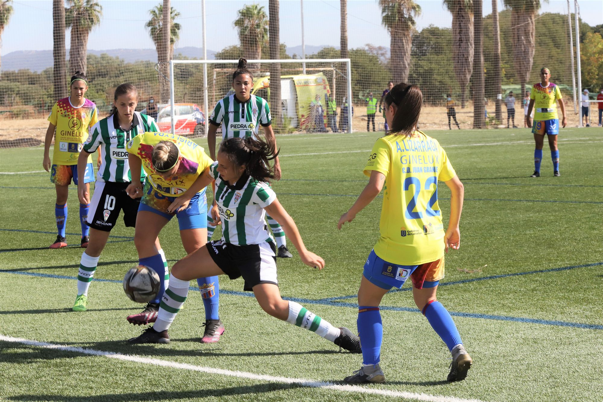 Las imágenes del Córdoba Femenino-Juan Grande