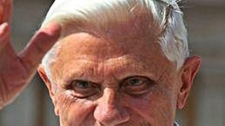 Benedicto XVI atribuye al Mayo del 68 los abusos sexuales en la Iglesia